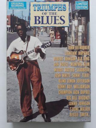 Triumphs of the blues