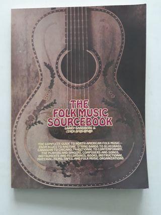 The folk music sourcebook y Slide guitar