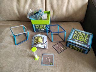 Juego mesa Riddle Cube