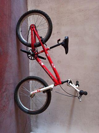 bicicleta junior 105 Monty bmx