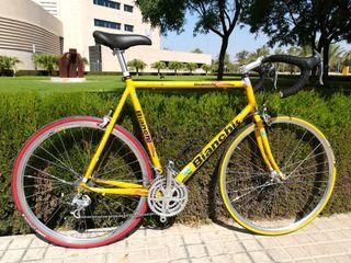 bici de carretera Bianchi