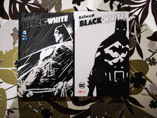PACK BATMAN BLACK AND WHITE Nº 2 Y Nº 3