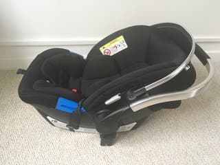 Mothercare Journey TS car seat.