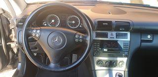 Mercedes-Benz C200cdi sportcoupe 2005