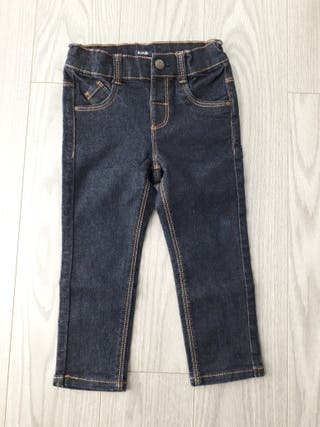 tejano pantalon niño 24 meses 2 años nuevo
