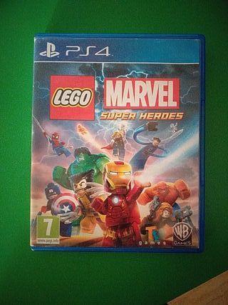 Juego PS4 LEGO MARVEL