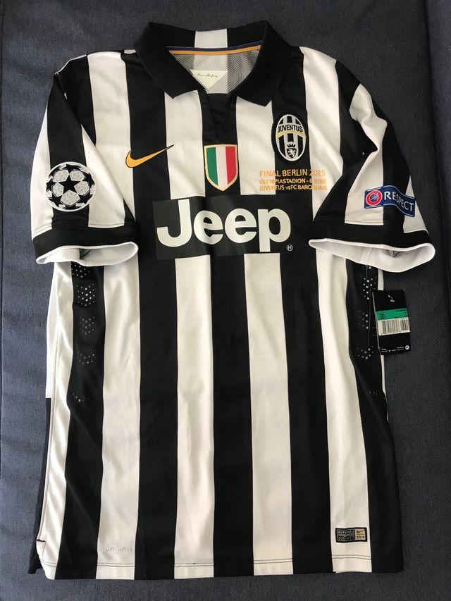 Camiseta REPLICA Juventus Champions final Berlin