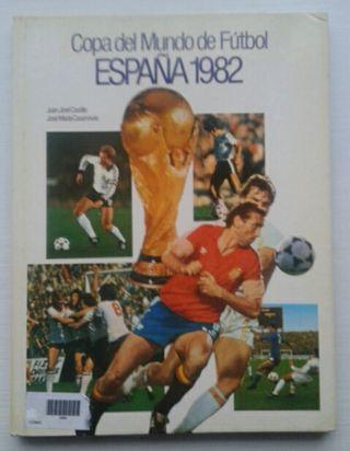 Libro del mundial 82