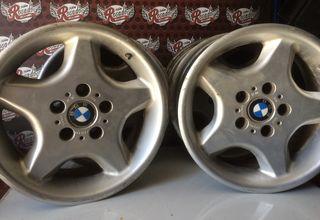 BMW E34 LLANTA DE ALEACION