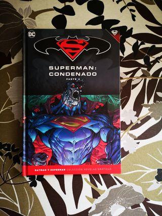 BATMAN Y SUPERMAN :COLECCIÓN NOVELAS GRÁFICAS N 74