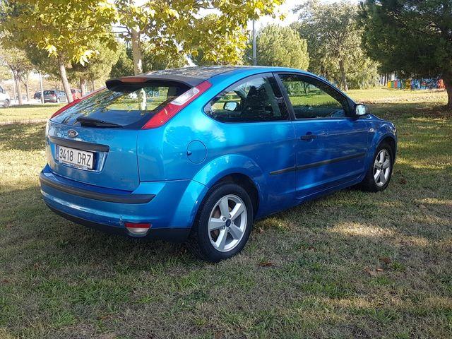 Ford Focus 2006 pegatina ambiental garantia 12 meses!!!