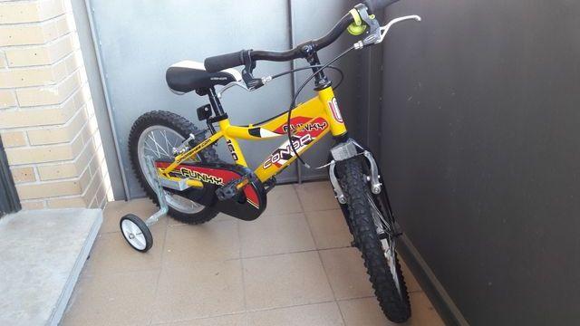 Bici niño Conor