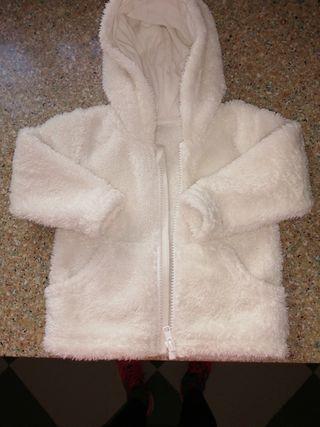 chaqueta de bebe