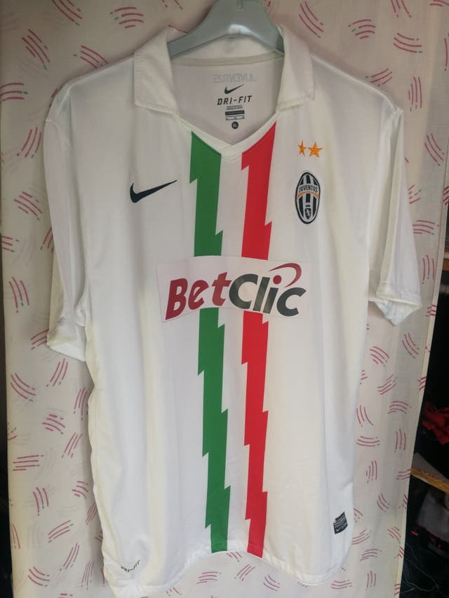 camiseta de de Juventus