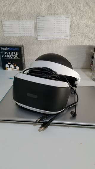 vendo playstation VR