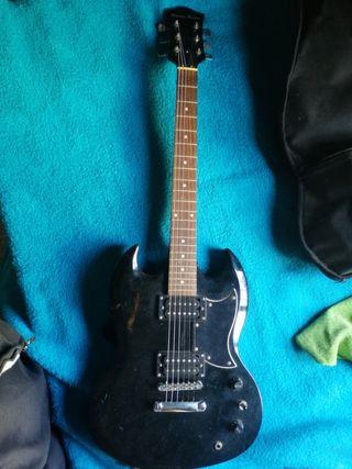 Guitarra eléctrica SG