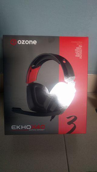 Auriculares Ozone EKHO X40 sin estrenar
