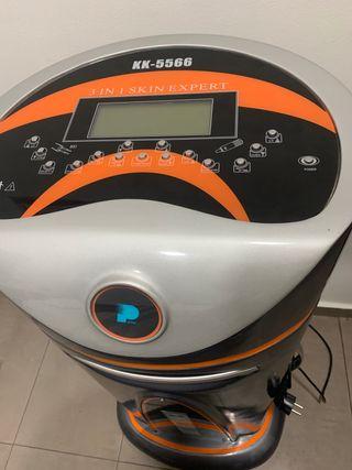 Peeling ultrasonico multifuncion