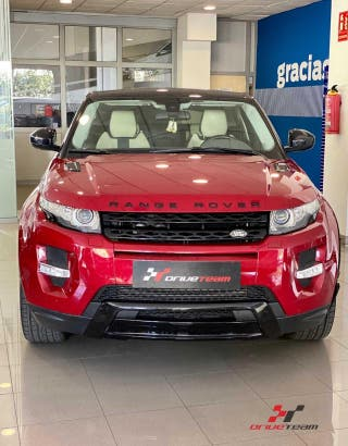 Land-Rover Range Rover Evoque SE DYNAMIC