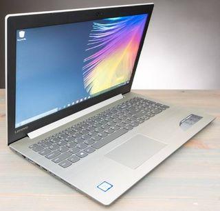 Lenovo Ideapad 320 i7-8GB-HDD-SDD