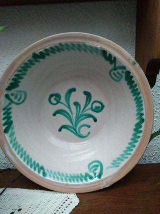 cuenco cerámica