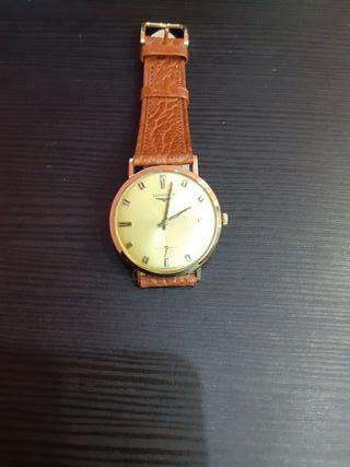 reloj longines de oro