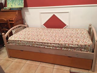 Sofá- cama nido
