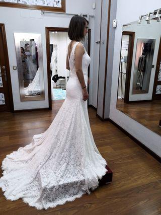 Vestido de novia St Patrick NUEVO