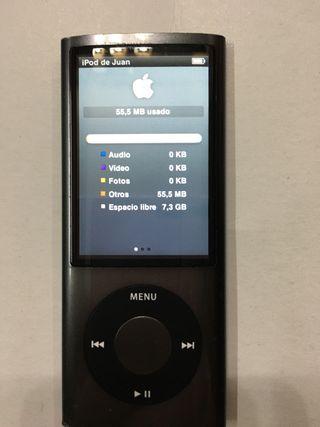 iPod nano 5 Generación 8Gb