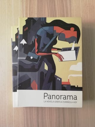 Panorama. La novela gráfica hoy.