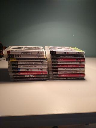videojuegos playstation 3 ( 18 juegos )