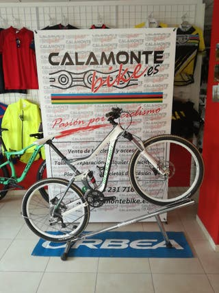 Bicicleta doble mondraker factor talla L