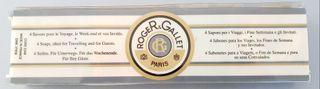 Juego de 4 Jabones perfumados Roger & Gallet Paris