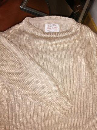 jersey de niña del kiddys dorado