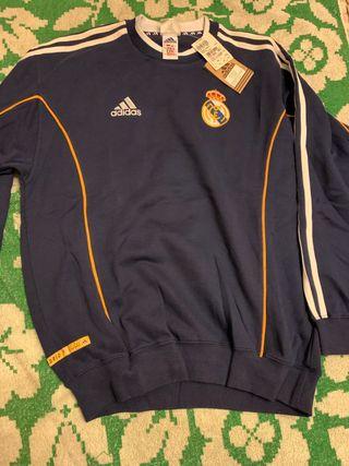 Sudadera vintage Real Madrid