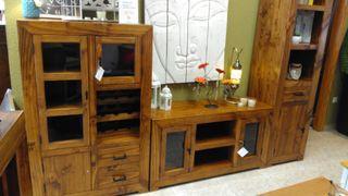 Muebles rústicos Mejicanos