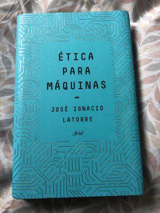 Libro Ética para máquinas