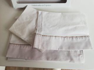 Conjunto sábanas minicuna Modelo 1