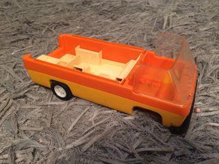 Desguace furgon caravana playmobil famobil
