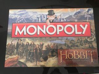 Monopoly - Ed: El Hobbit - sin desprecintar