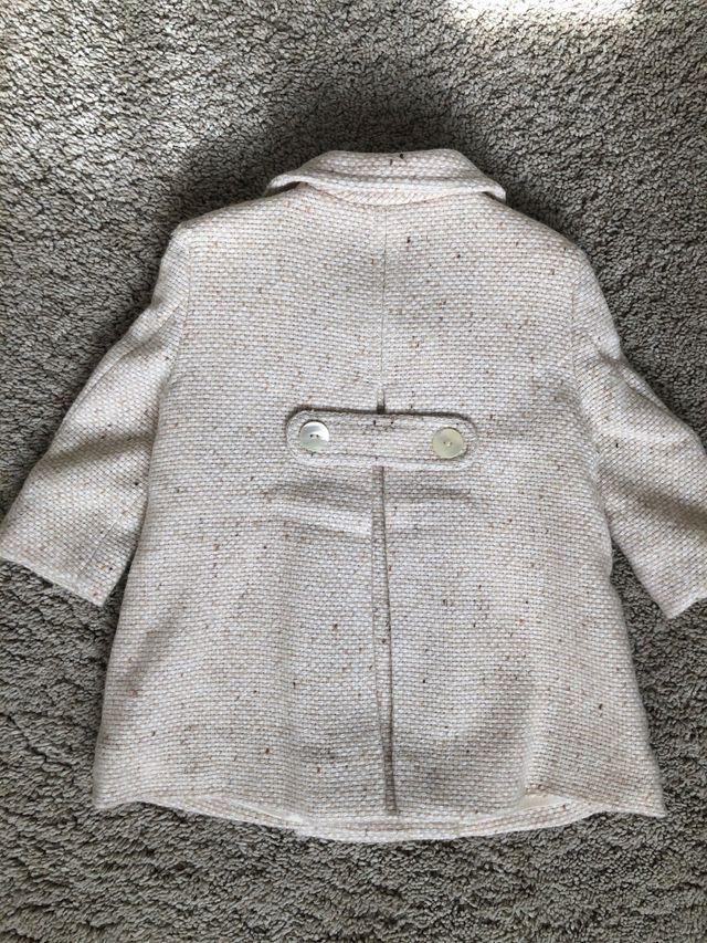 Abrigo bebé Tizzas 6 - 12m