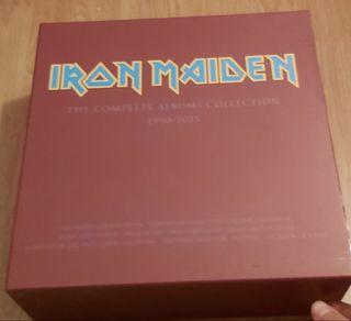 Box set Iron Maiden