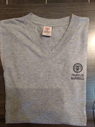 Camiseta hombre Franklin & Marshall