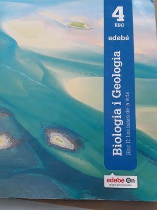 Edebé Biologia i Geologia (II) 4 ESO