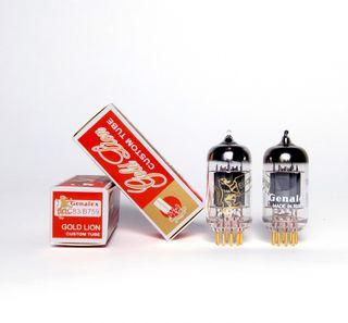 Válvulas de audio. Electro Harmonix / Genalex