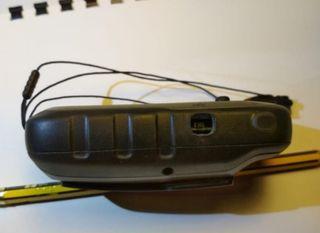 botón reparar Garmin etrex 30