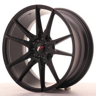 Japan Racing JR21 19x8,5 ET40 5x112/114 Matt Bla