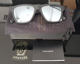 Gafas Hawkers carbon black chrome one