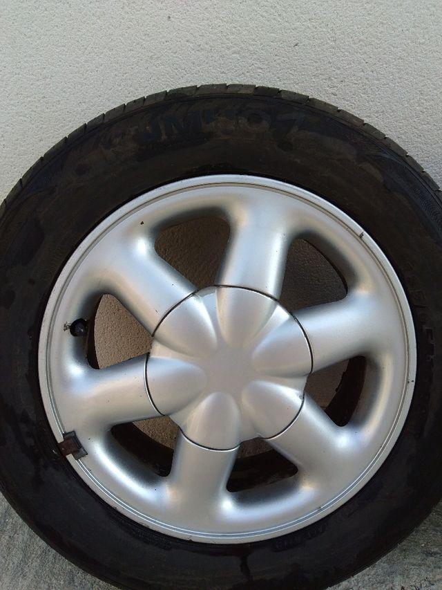 Llantas de aleación para Renault Scenic MK1 (1996-