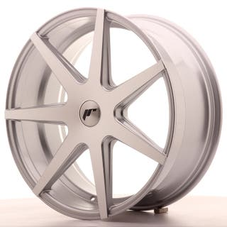 Japan Racing JR20 20x8,5 ET40 5H Blank Silver Mac